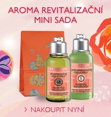 Aroma revitalizační mini sada