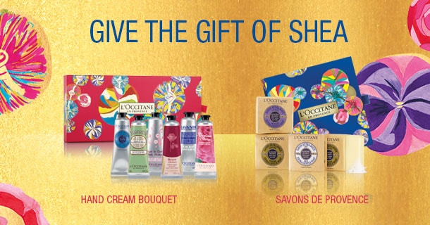 give the gift of shea