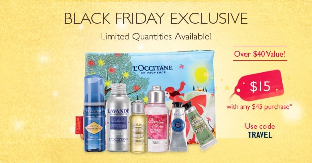 Black Friday Exclusive - use code TRAVEL