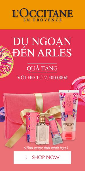 Arles promotion VN