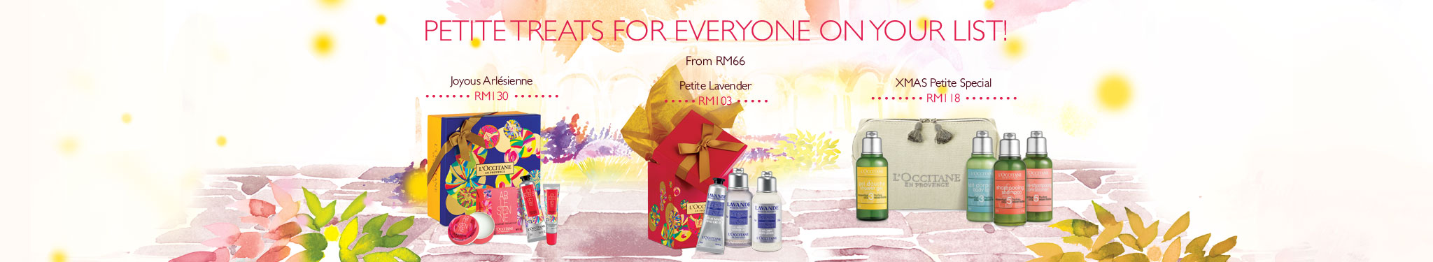 Petite Treats for Everyone on Your List!