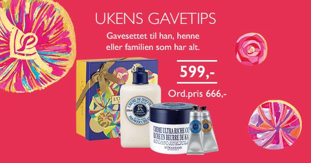 UKENS GAVETIPS