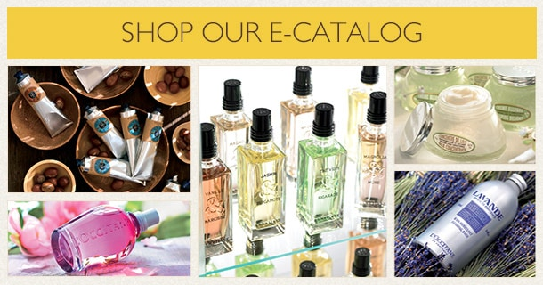 catalogue L'occitane