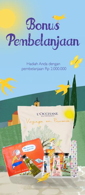 Hadiah Anda dengan pembelanjaan Rp 2.000.000