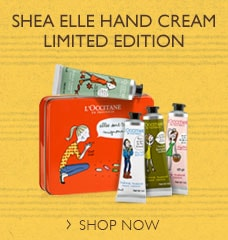 Shea Elle Hand Cream Limited Edition