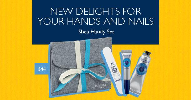 Shea Handy Set