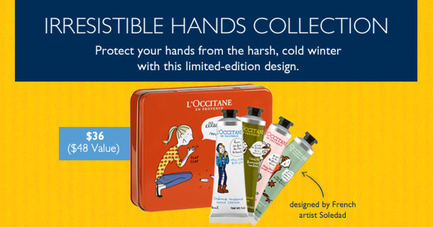 Elle Limited Edition Hand Cream Collection