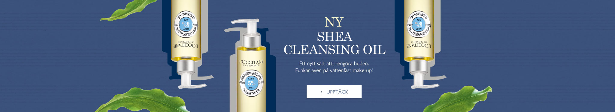 Ny Shea Cleansing Oil