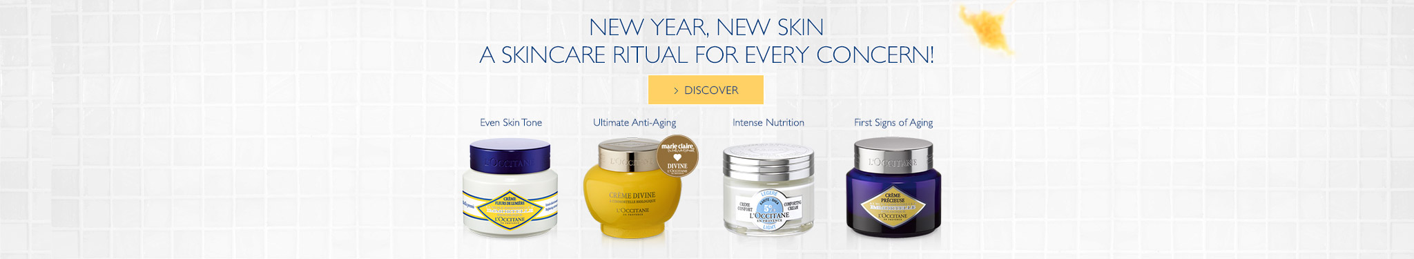New Year, New Skin - A skincare ritual for every concern!