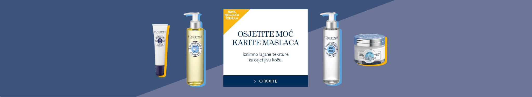 SNAGA KARITE MASLACA
