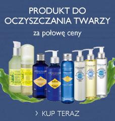 Produkt do oczyszczania twarzy za połowę ceny