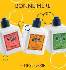 Nuevos geles de ducha Bonne Mère