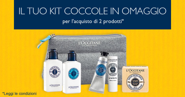 offerta kit cocooning