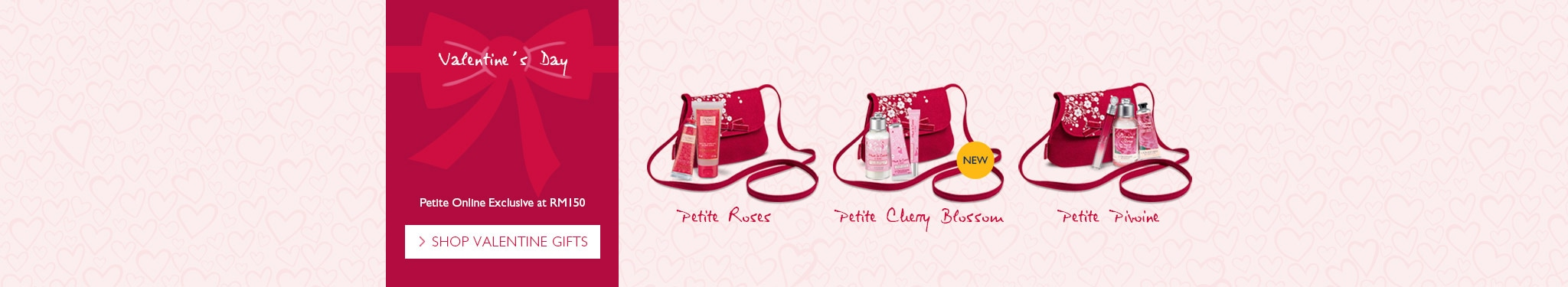 Pamper your valentine with L'OCCITANE!