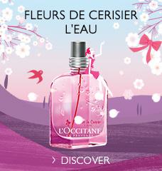 Fleurs de Cerisier L'Eau