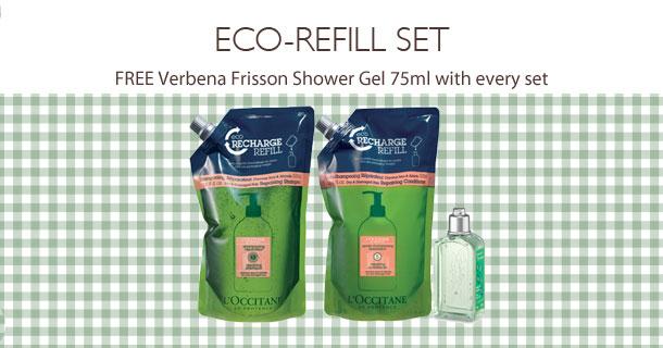 Eco Refill Set