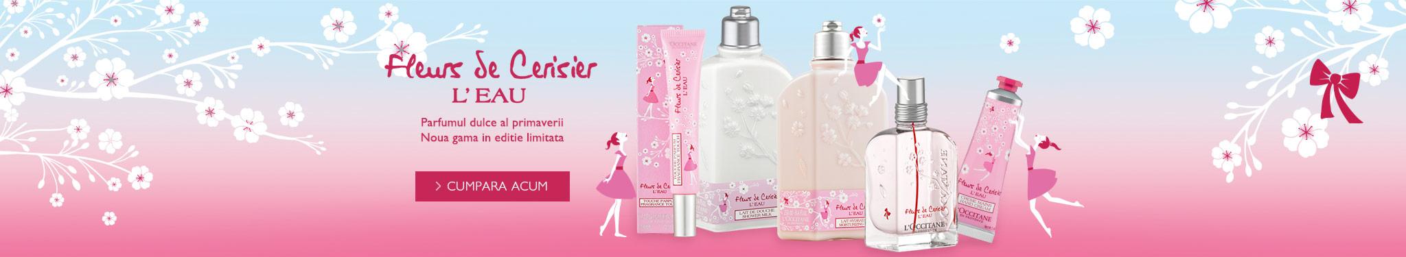 Gama Noua Cherry Blossom L'Eau