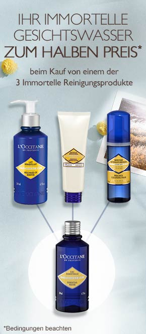 immortelle angebot