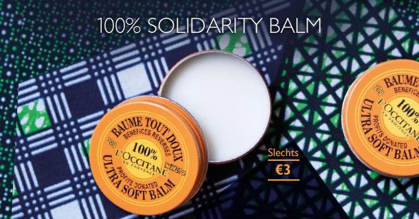 SOLIDAR BALM ABRICOT SHEA BUTTER
