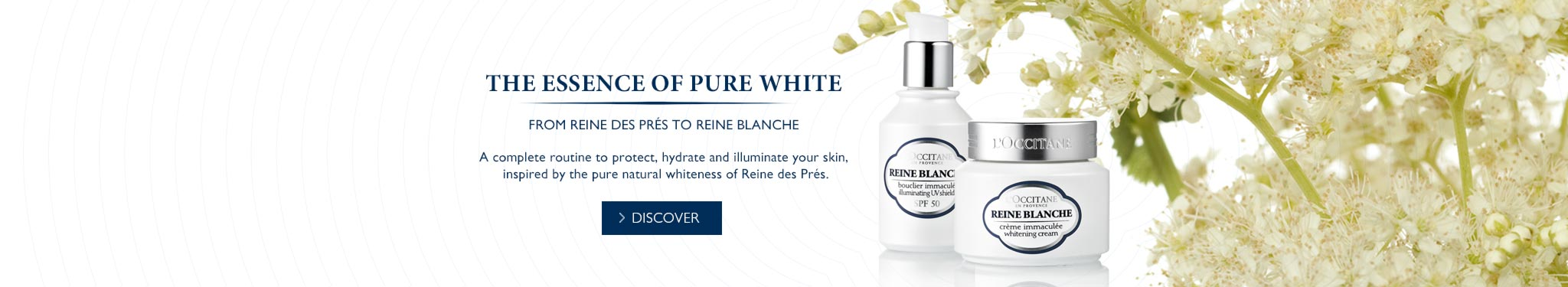 The essence of pure white