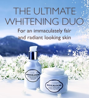 THE ULTIMATE WHITENING DUO