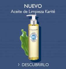 Aceite de limpieza karité