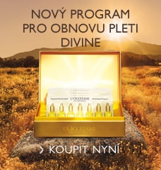 Nový program pro obnovu pleti Divine