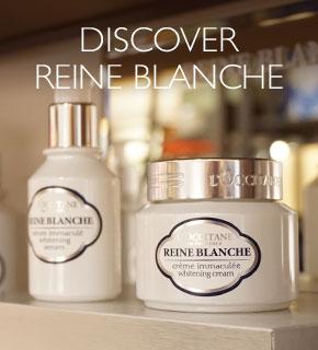 Discover Reine Blanche