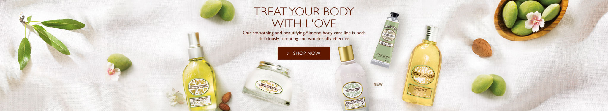 Treat your Body with Love