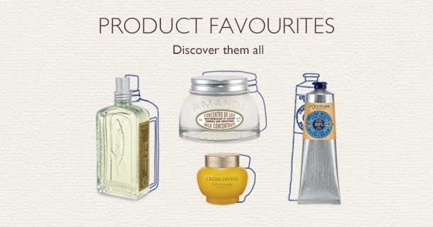 PRODUCT FAVOURITES