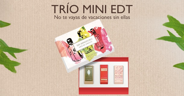 Trío Mini EDT