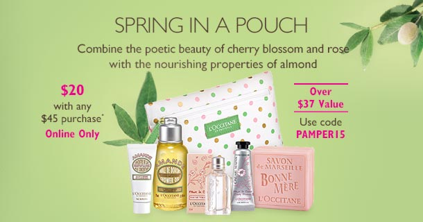 Spring in a Pouch
