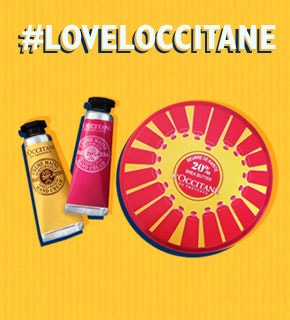 #LOVELOCCITANE