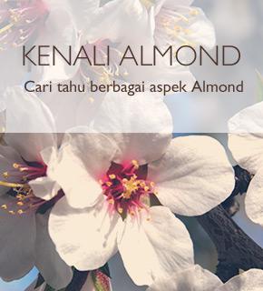 KENALI ALMOND. Cari tahu berbagai aspek Almond