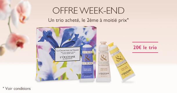offre week end