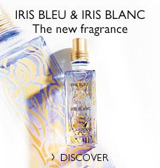 Iris Bleu & Iris Blanc The New Fragrance >