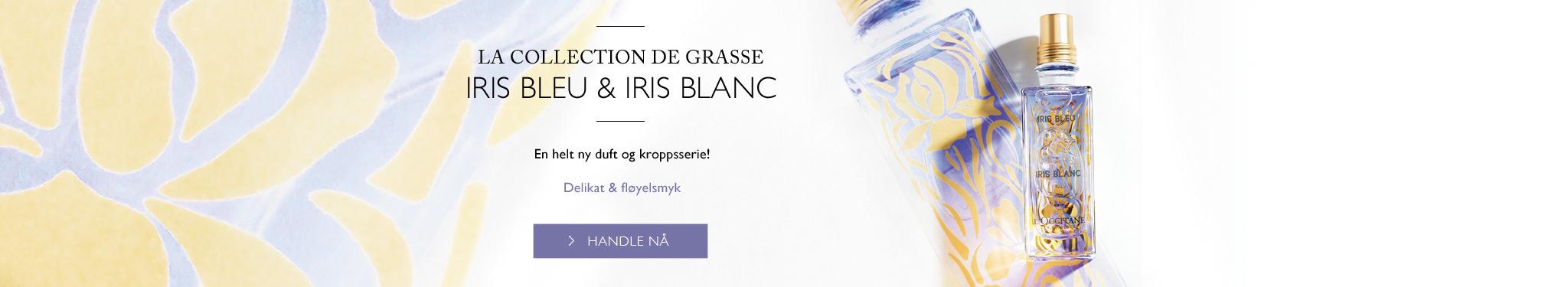 The new La Collection de Grasse fragrance