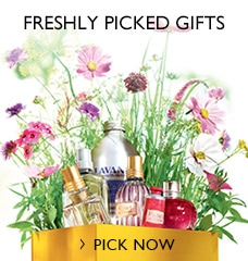 Freshly picked gifts