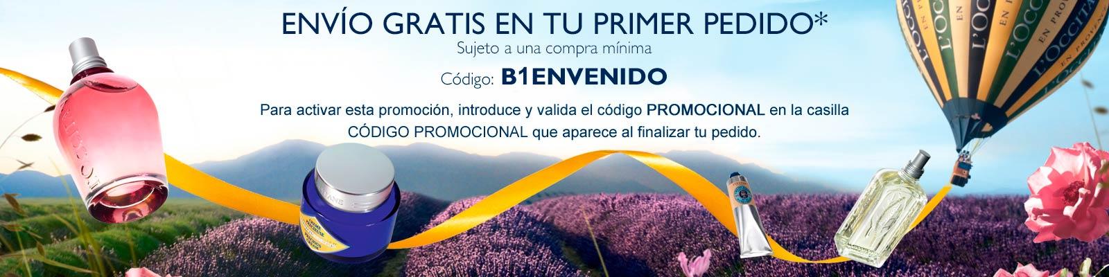 Promoción de Bienvenida