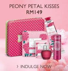 Peony Petal Kisses