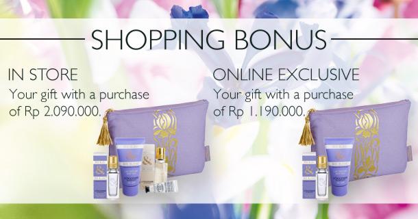 Grasse Shopping Bonus