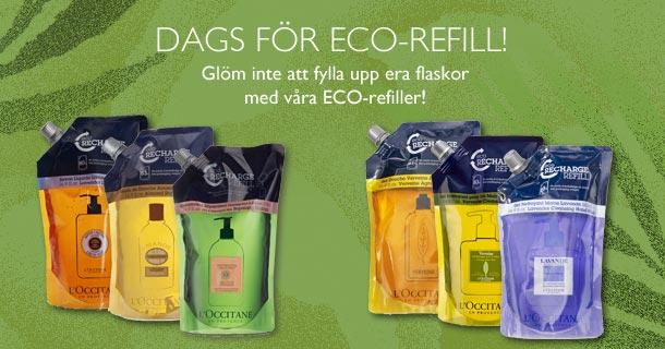 Dags för Eco-refill!