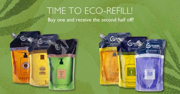 Time to Eco-refill!