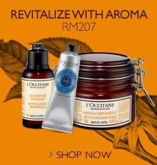 Revitalize with Aromachologie RM207