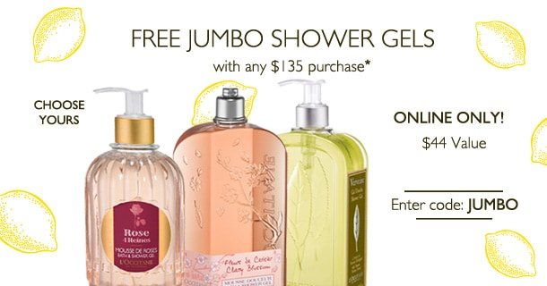 Jumbo Shower Gel