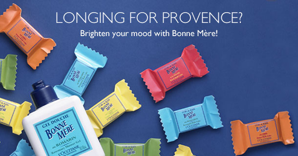 Longing for Provence?