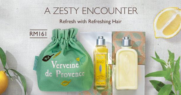 Shop Refreshing Hair