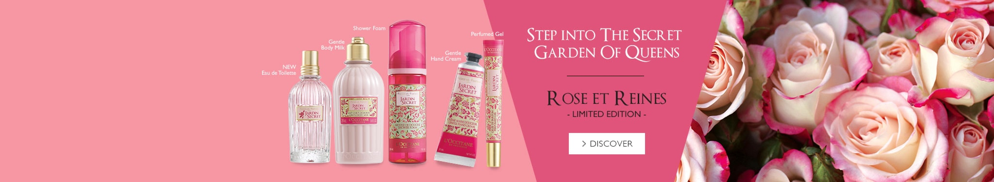 New rose collection