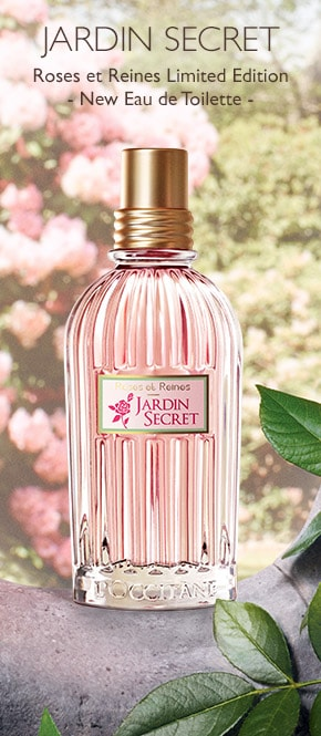 jardin secret the new rose fragrance