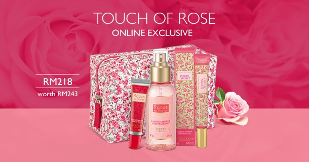 Shop Touch of Rose RM218
